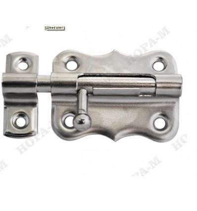 Шпингалет Нора-М 384-40 (хром)