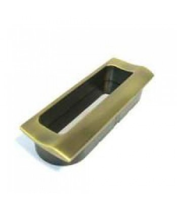Ручка купейная 30 АВ (бронза) LOID
