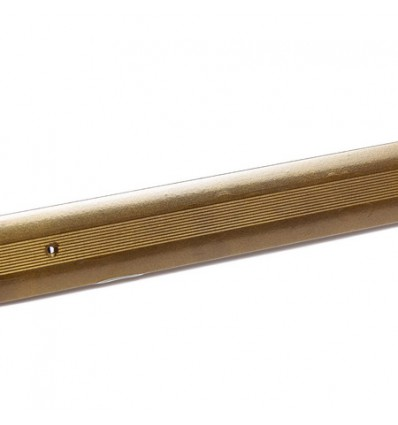 Порог стык АЛ-125-0.72м (бр.метал)