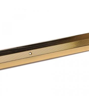 Порог стык АЛ-125-0.90м (под золото)