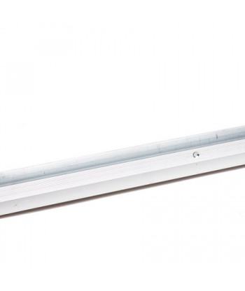 Порог стык АЛ-125-1.0м (без окраски)