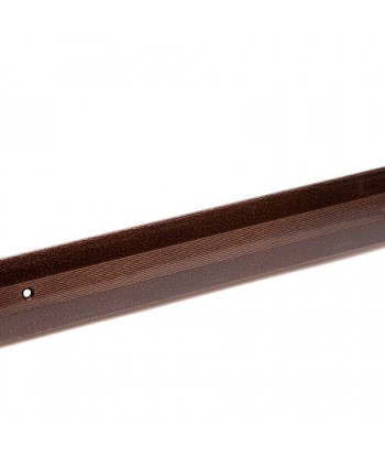 Порог стык АЛ-125-1.0м (медн.антик)