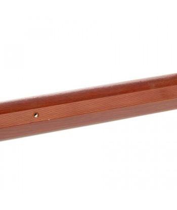 Порог стык АЛ-125-1.0м (черешня)