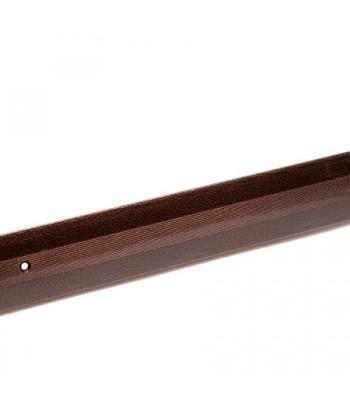 Порог стык АЛ-125-1.5м (медн.антик)