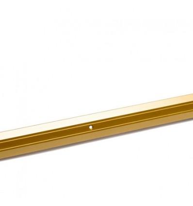 Порог кант АЛ-168-1.0м (зол.метал)