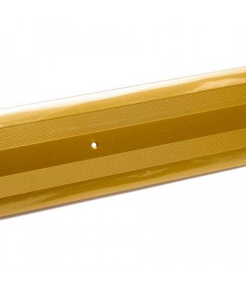 Порог стык АЛ-380-1.0м (зол.метал)