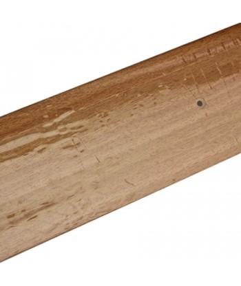 Порог стык АЛ-380-1.0м (бук)