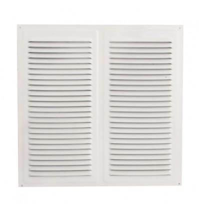 Решетка вентиляц. 300*300 (белая)