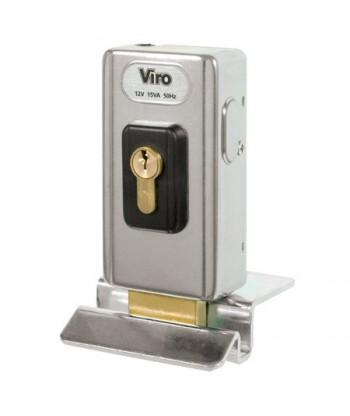 Замок накладной электромех. 12V VIRO V06 (Вертикальный) 1.7918