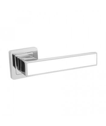 Ручки дверные Code Deco H-22111-A-CR/W