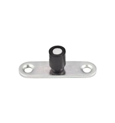 Ролик нижний для раздвижных дверей диаметр 9,2 мм