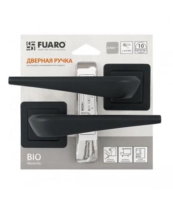 Ручка раздельная Fuaro (Фуаро) ICE XM GR/CP-23 графит/хром