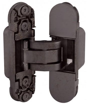 Петля скрытая AGB (АГБ) бронза ECLIPSE 2.0 (4 накладки в комплекте)