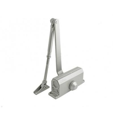 Доводчик НОРА-М №3S F бол (до 80 кг) (серый) морозостойкий